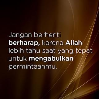 DP BBM Kata Bijak Islami Tentang Kehidupan