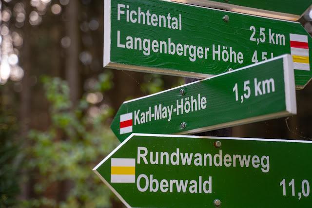 Wanderung im Zeitsprungland   Vom Stausee Oberwald nach Mühlau   Wandern in Sachsen   Tourismusregion Zwickau 08
