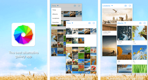 Foto Gallery HD and Editor