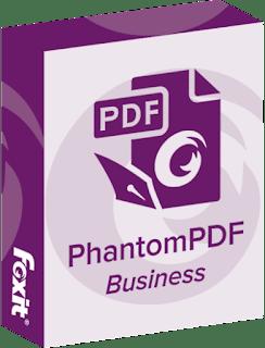 تحميل برنامج تعديل ملفات البي دي اف Foxit PhantomPDF 2018 للكمبيوتر