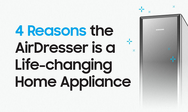 Why Samsung's AirDresser must be in every home