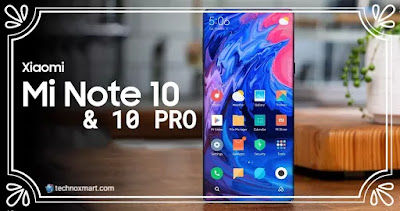 Xiaomi Mi 10, Mi 10 Pro Tips Images With Curved Hole-Punch Show, Quad Rear Cameras & More