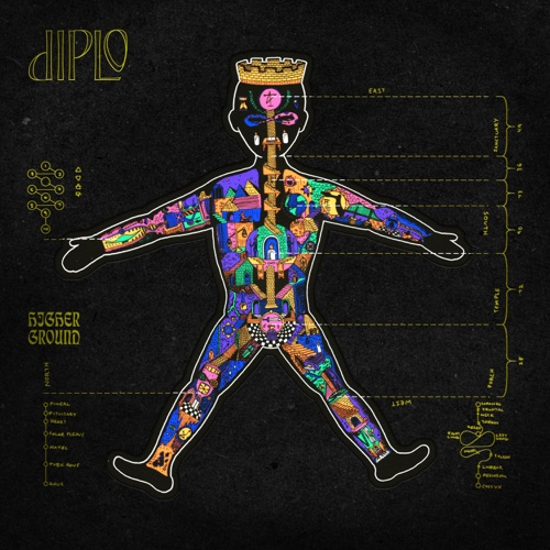 Diplo - Higher Ground - EP [iTunes Plus AAC M4A]