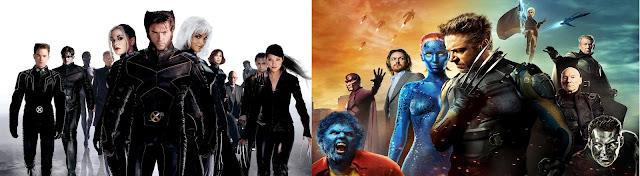 Люди-Ікс 2 та Люди-Ікс: Дні минулого майбутнього
