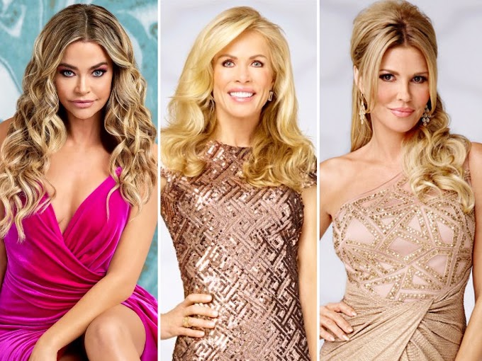 Kathryn Edwards Weighs In On The Alleged Hookup Drama Between Denise Richards And Brandi Glanville!