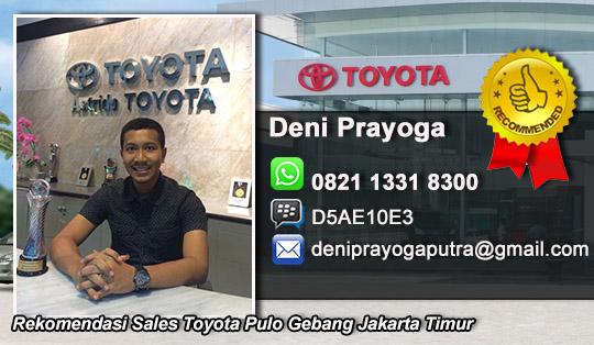 Toyota Pulo Gebang