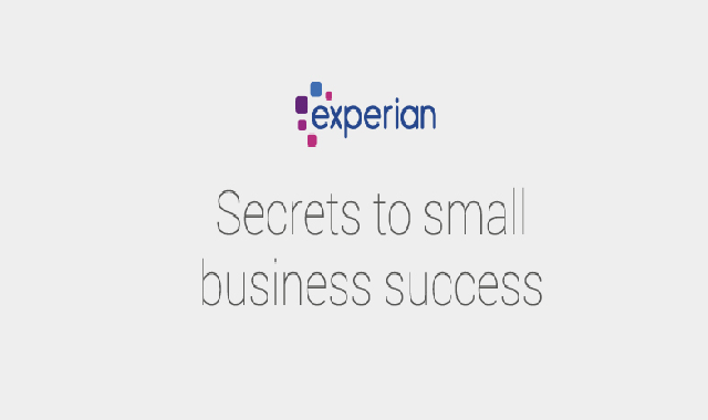 Secrets to Small Business Success #infographic