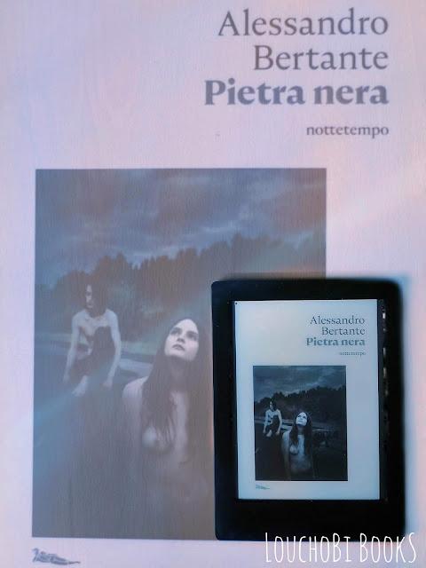 Pietra Nera - Alessandro Bertrante [recensione]