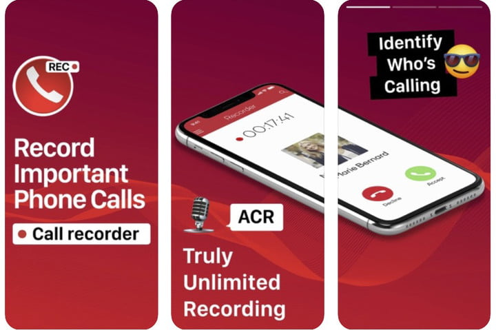 Call Recorder Plus ACR - Best Iphone call recorder
