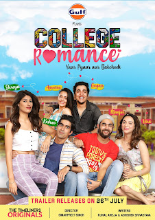 College Romance S01 2018 Complete Download 720