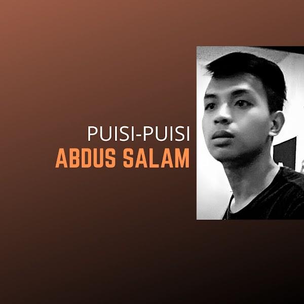Puisi-puisi Abdus Salam (Jember)