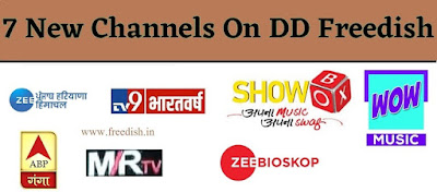 42nd e-Auction Result declared, 7 New channels won the slot