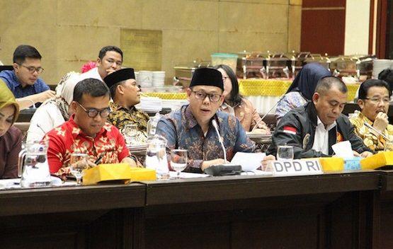 Wakil Ketua DPD Setuju Sembako dan Sekolah Dipajaki agar Pemerintah Tak Berutang Terus