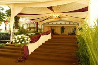 Sewa Tenda Pernikahan dan Pelaminan di Padang Bukittinggi