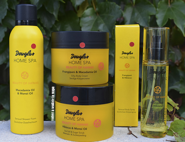 Douglas Home Spa - gama Beauty of Hawaii