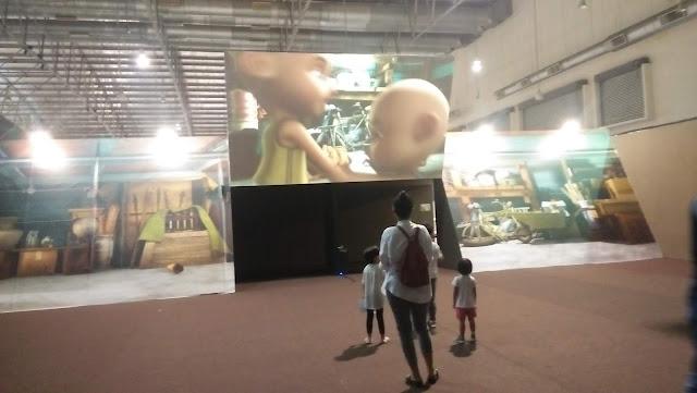 Jalan Jalan ke Karnival Upin & Ipin Melaka 2019