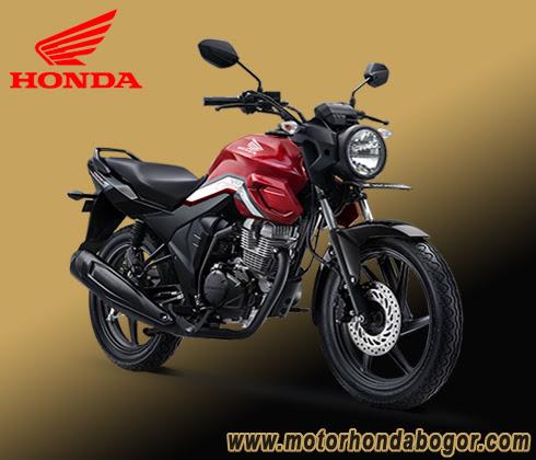Tempat Kredit Motor Honda CB Verza Bogor