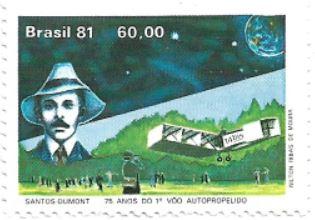 Selo Santos-Dumont