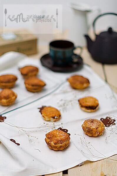 dulce típico de Luarca, bartolillos