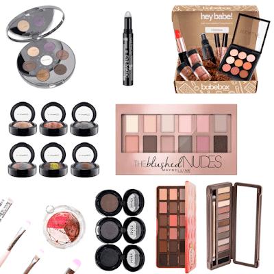 10 Rekomendasi Eyeshadow Powder Terbaik - Terbaru Tahun Ini