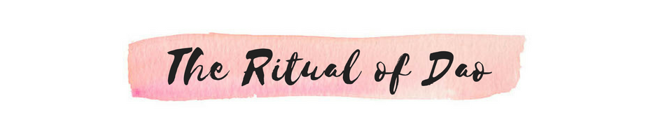the ritual of dao - rituals @DEUXAIMES