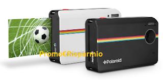 Logo Concorso Icam ''Uno scatto da campioni'' : vinci Macchine fotografiche Polaroid