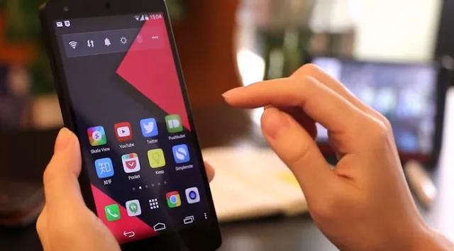 Launcher Android Terbaik dan Terpopuler Rekomendasi 2018