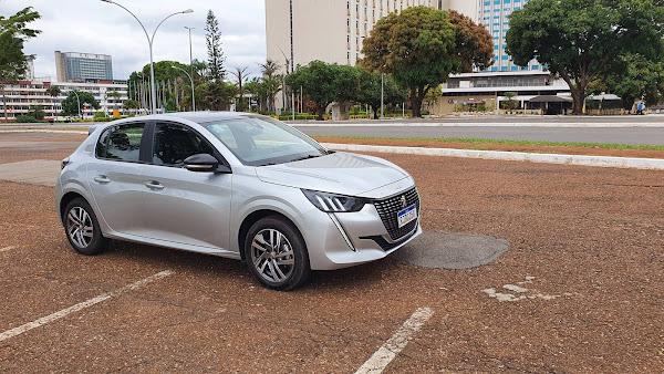 Novo Peugeot 208 2021: fotos e preços - Brasil