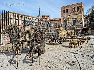 Mercado Cervantino - Alcalá de Henares