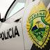 Carro conduzido por adolescente atinge muro de residência em Rebouças
