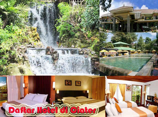 Hotel di Ciater, Informasi Daftar Alamat dan Harga Hotel