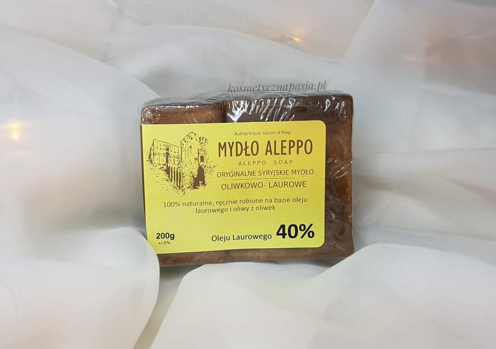 Alleppo sposobem na pielęgnację skóry