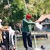 Wagub Jabar Uu Ruzhanul Ulum, Tebar Benih Udang dan Ikan Bandeng di Pangandaran