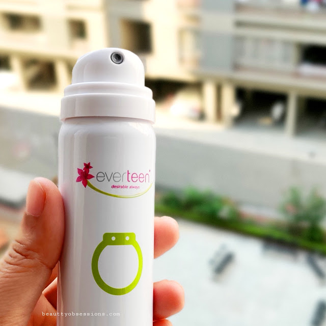 Everteen Toilet Seat Sanitizer Spray