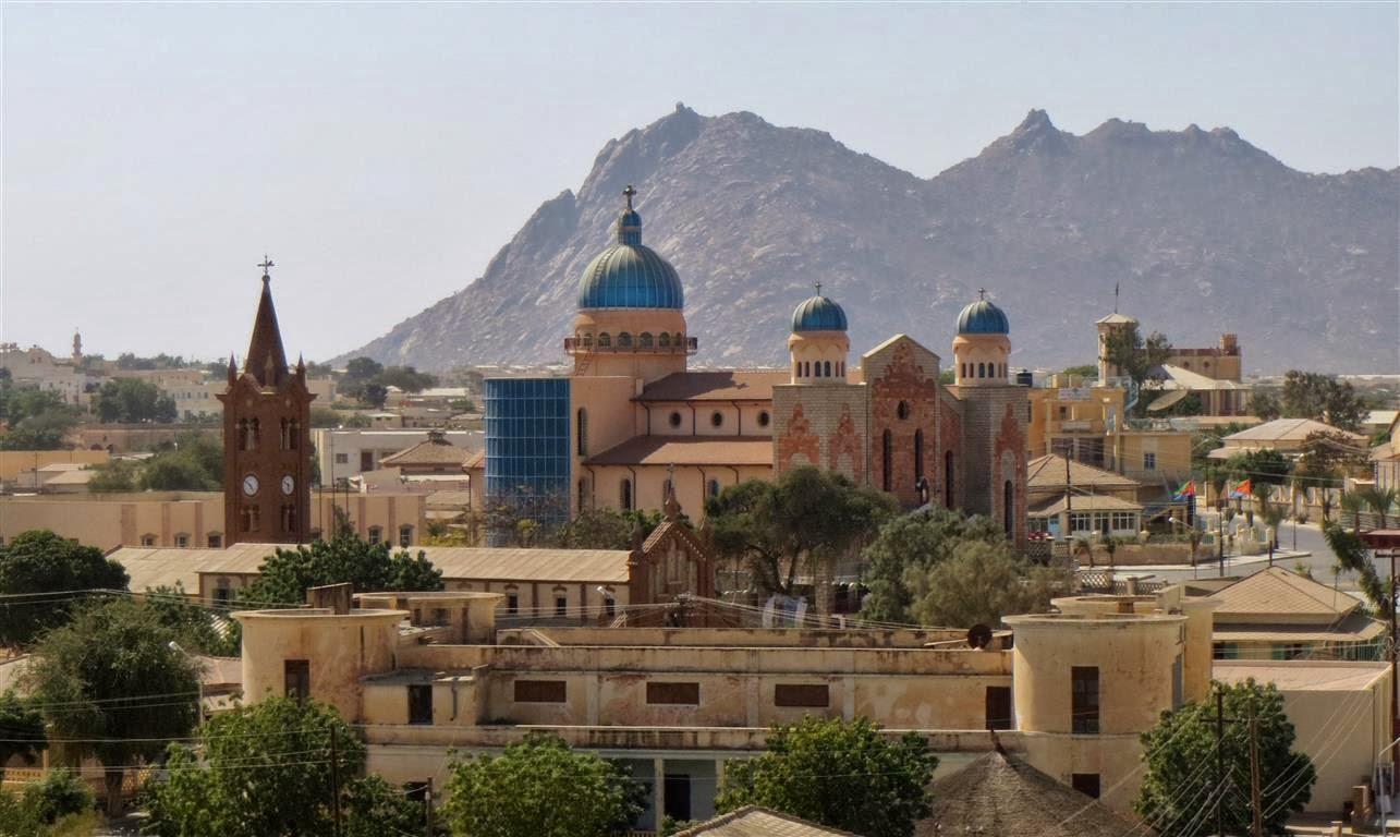None Of Above >> Bill's Excellent Adventures: Eritrea