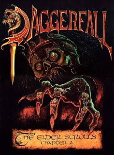 The Elder Scrolls II: Daggerfall PC GAME