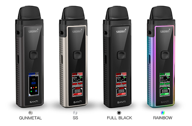 Smoant Santi Kit - Compact and Powerful!