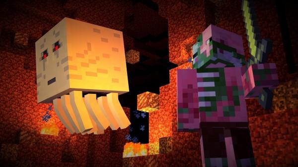 Download game MOD : Minecraft: Story Mode Apk Mod (Episode Unlocked)