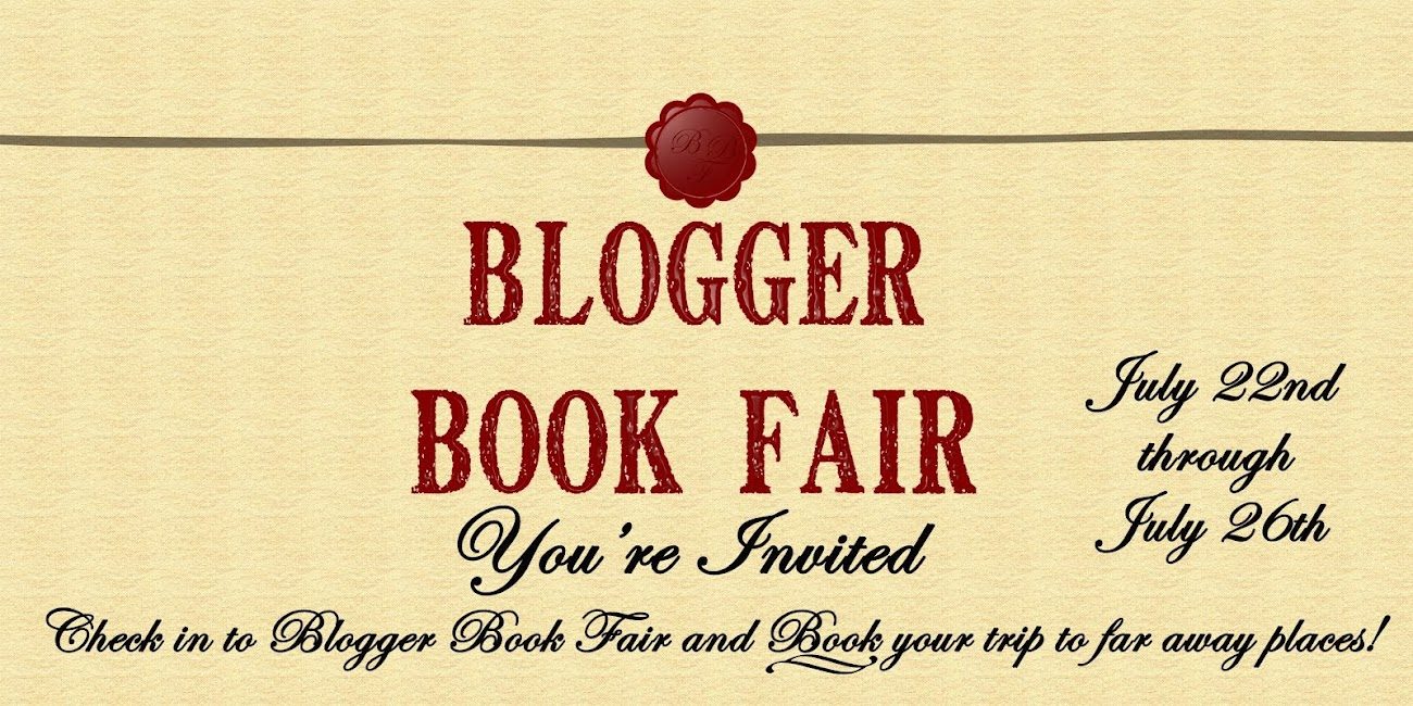 Blogger Book Fair July 22nd - July 26th 2013