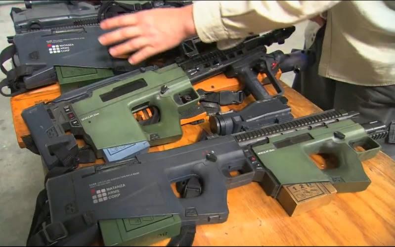 Future War Stories: FWS Armory: Combat Shotguns