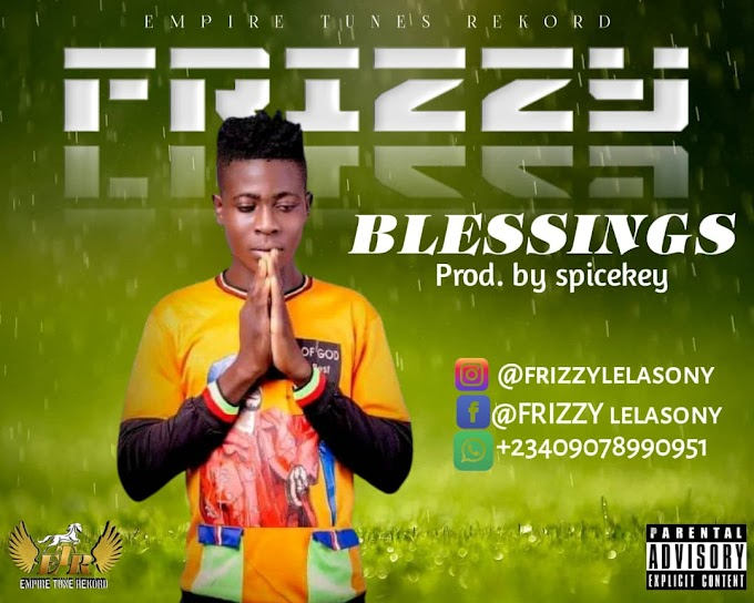 Frizzy lelasony - Blessing