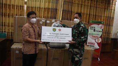 Rumah Sakit TNI Dustira Lebih Siap  Layani Pasien Covid-19