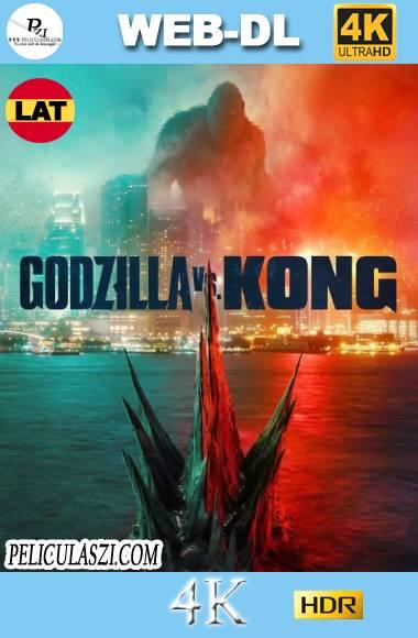 Godzilla vs. Kong (2021) Ultra HD HMAX WEB-DL 4K HDR Dual-Latino