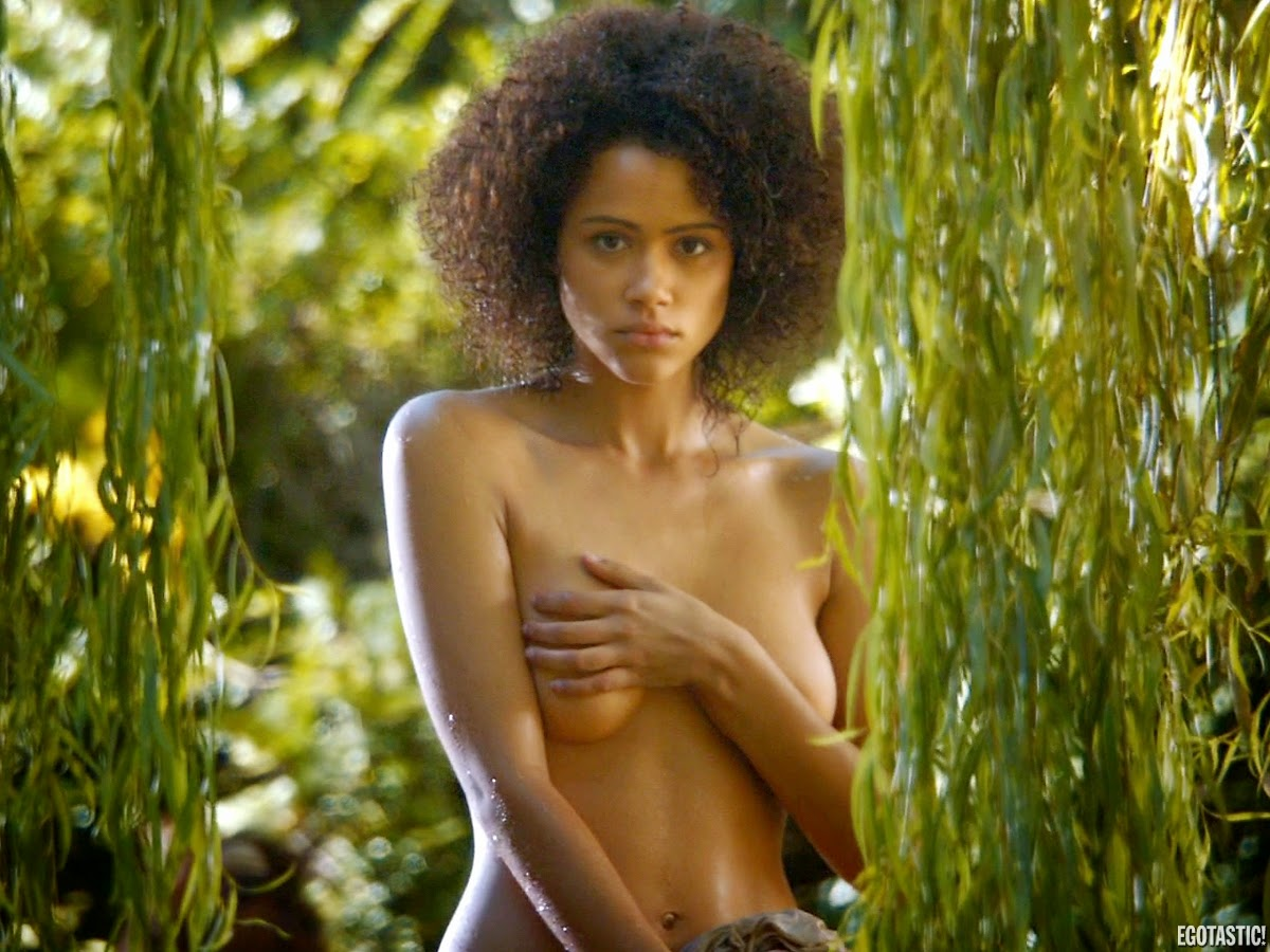 Flirty Not Dirty Game Of Thrones Nathalie Emmanuel Naked -5910