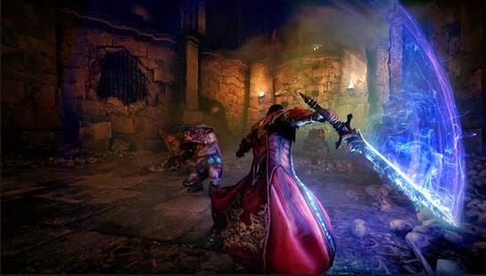 Gameplay Castlevania Lords of Shadow 2