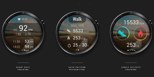 Smart Watch Huawei Watch W1