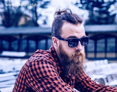 كيفية تكثيف شعر اللحية طبيعيا Beard-hair-thickening