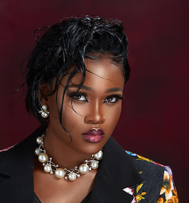 #BBNaija Ceec Cynthia Nwadiora latest photos