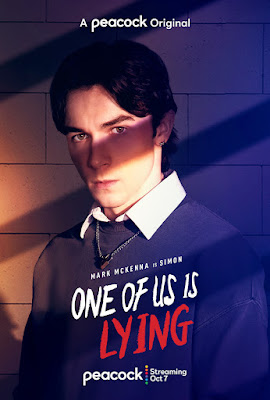 One Of Us Is Lying Series Poster 9