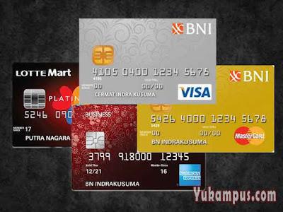 aktivasi kartu kredit bni